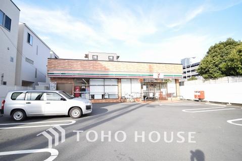 セブンイレブン 川崎末長東店 距離70m
