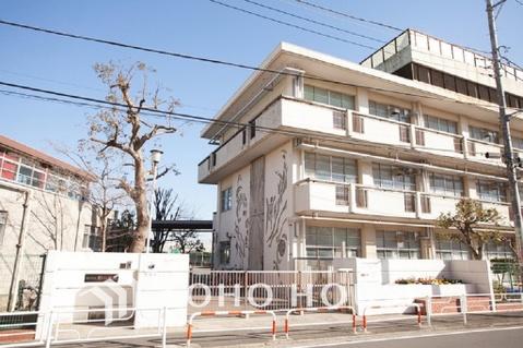 横浜市立緑小学校 距離280m