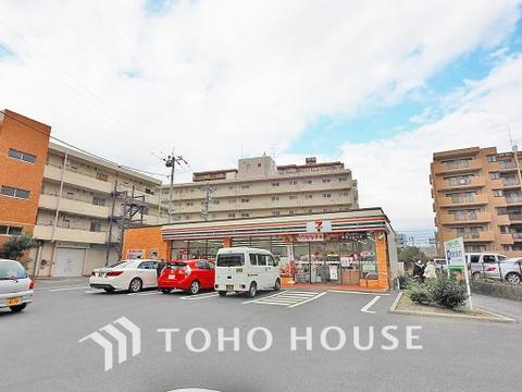セブンイレブン 横浜鴨居1丁目店 距離400m