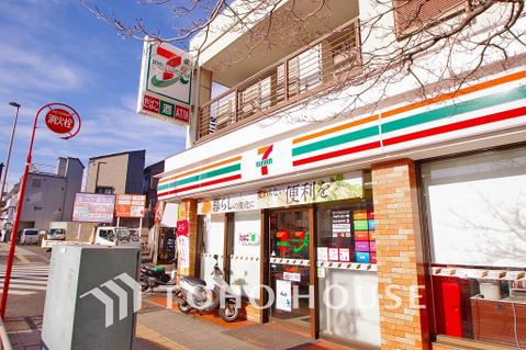 セブンイレブン 横浜峰岡町店 距離950m