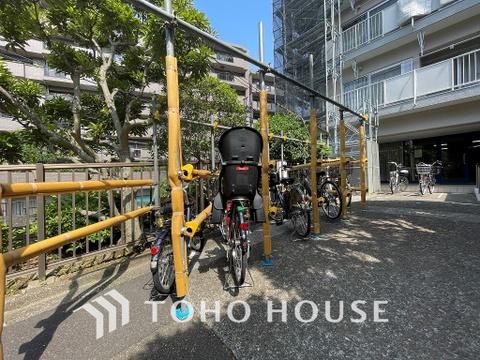 自転車置き場(空き状況要確認)