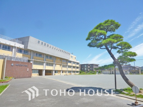 川崎市立宮内小学校 距離450m