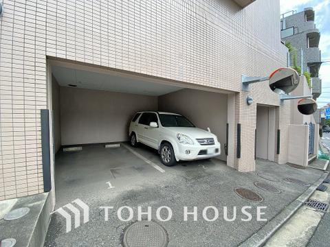 駐車場の空き状況はご確認下さい