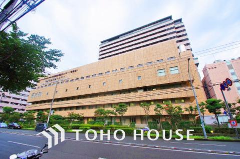 横浜市立大学附属市民総合医療センター 距離450m