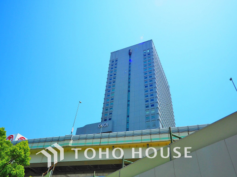 マルイシティ横浜 距離400m