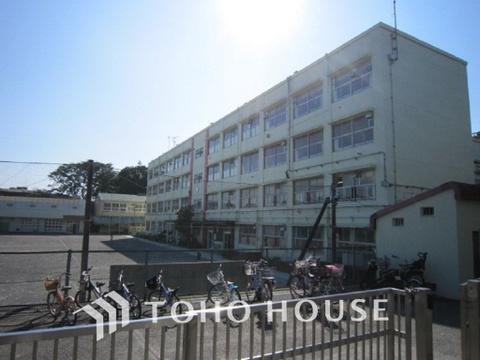 横浜市立長津田小学校 距離600m