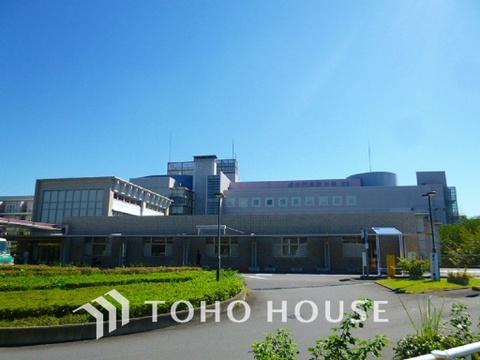 虎ノ門病院 梶ヶ谷分院 距離650m