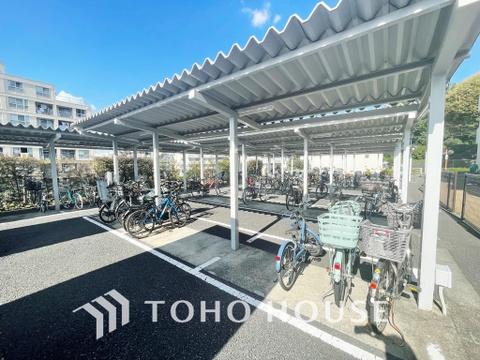 駐輪場:100円/月バイク置き場:1000~3000円/月