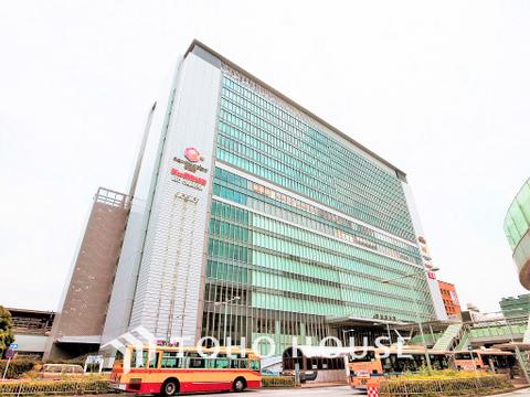 JR横浜線「新横浜」駅 距離1120m