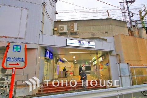 京浜急行「南太田」駅 距離960m