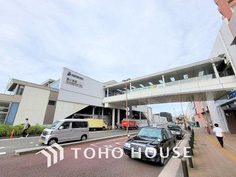 相鉄線「鶴ヶ峰」駅 距離1700m