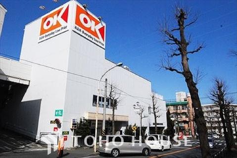 オーケーストア 生田店 距離300m
