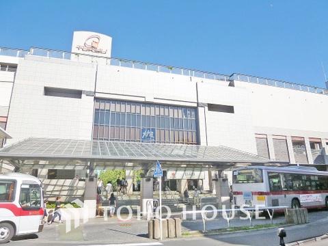 東急東横線・グリーンライン「日吉」駅 距離1200m