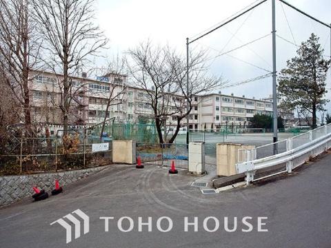 川崎市立西生田中学校 距離800m