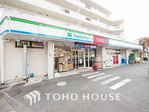 ファミリーマート miniピアゴ 川崎宮前平店 距離95m