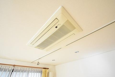地下室の空調設備