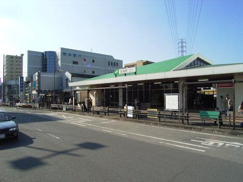 JR横浜線「古淵」駅 距離約650m