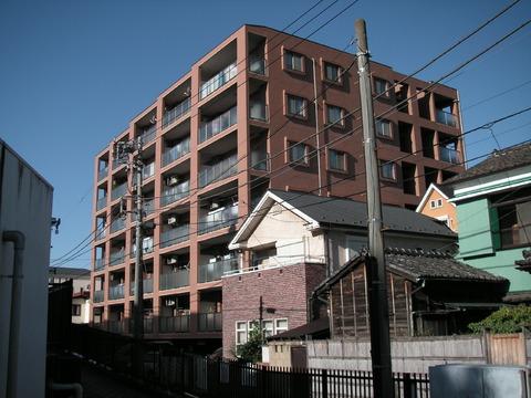 サンライズステージ横浜