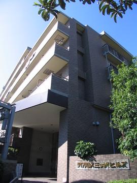 ダイアパレス横浜三ツ沢ヒルズ