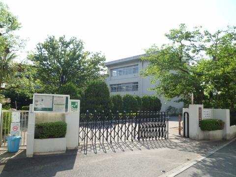 川崎中学校 徒歩17分(約1300m)