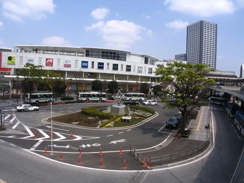 川崎駅西口 徒歩1分(約50m)