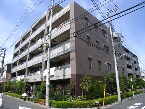 クレッセント新蒲田