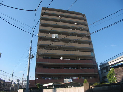 クレストフォルム蒲田