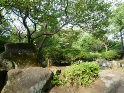 大倉山公園約1200m