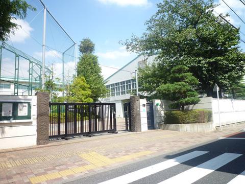 大森第三中学校約900m