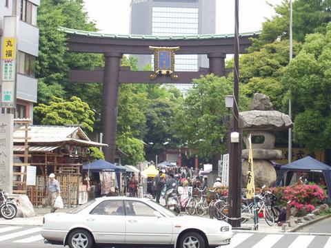 富岡八幡宮約400m徒歩5分