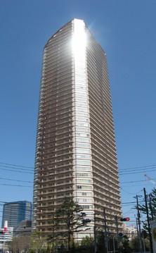 ステーションフォレストタワー外観