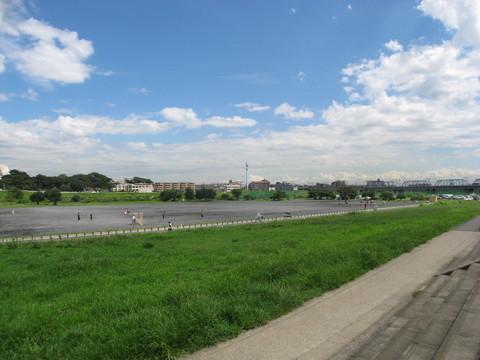 『多摩川緑地』まで徒歩2分