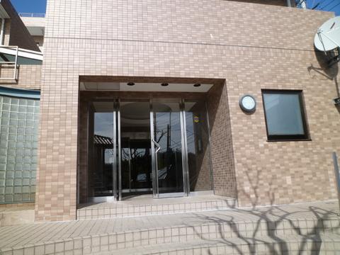 サウスヒルズ横浜弘明寺 エントランス