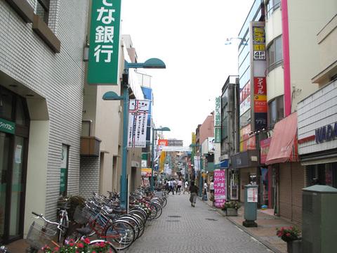 綱島駅前商店街