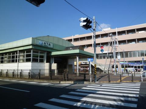 横浜市営地下鉄ブルーライン「北新横浜」駅徒歩8分