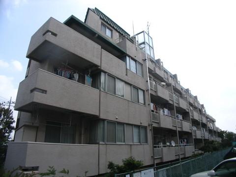 二俣川セントラルハイツ