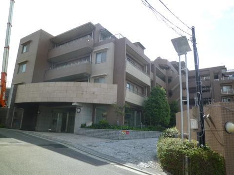 東急ドエルアルス溝口ヒルトップステージ弐番館