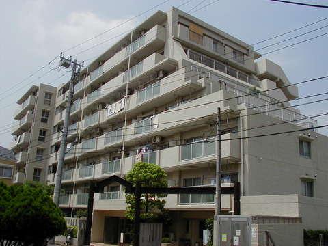 コスモ大倉山壱番館