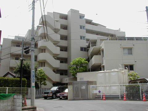 コスモ大倉山弐番館
