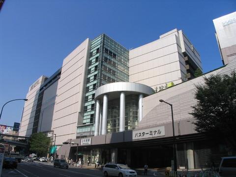 京浜急行線「上大岡」駅