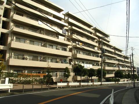 中銀保土ケ谷公園マンション