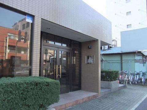 ポートハイム弘明寺第3 エントランス