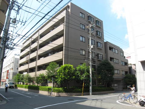 横浜大口ガーデンハウス