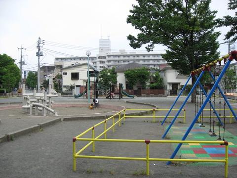 中原平和公園 徒歩1分(約60m)