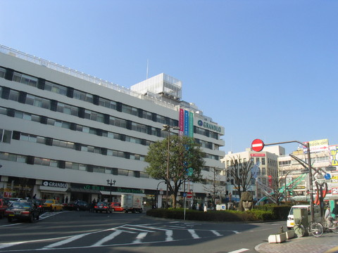 JR蒲田東口