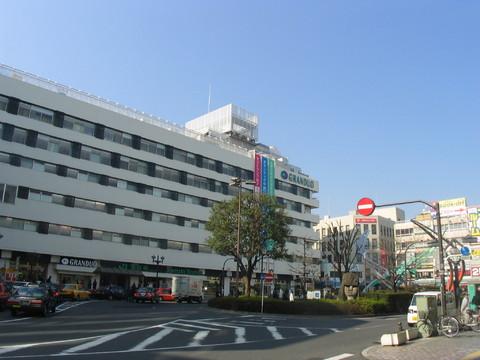 JR蒲田駅東口