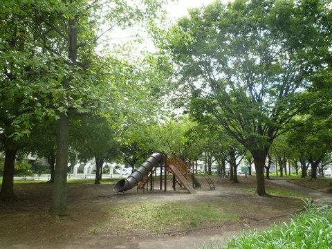 日東浜公園(現地より10m)