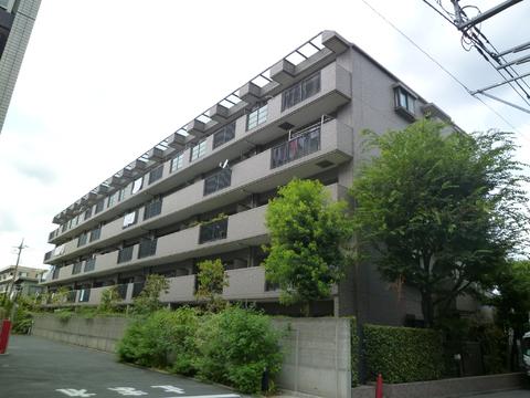 二子多摩川パークホームズ弐番館