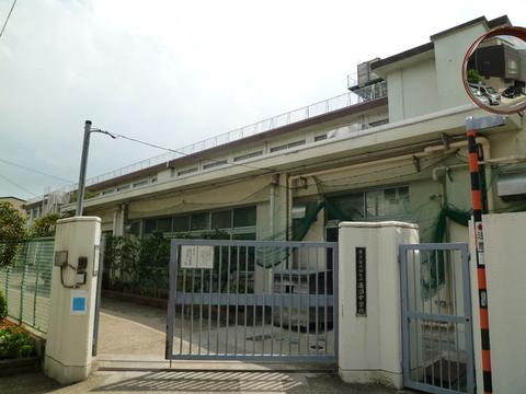 蓮沼中学校約450m