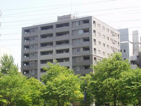 菱和パレス新横浜駅前公園